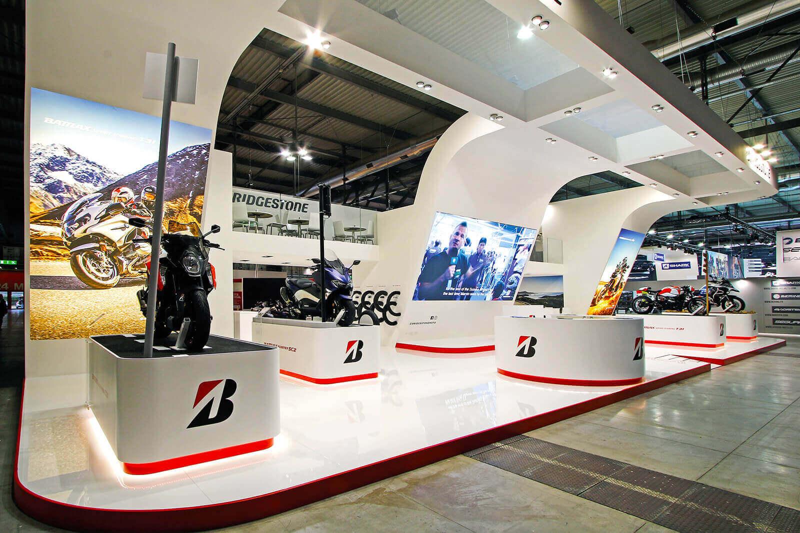 Bridgestone Eicma Milano 2017