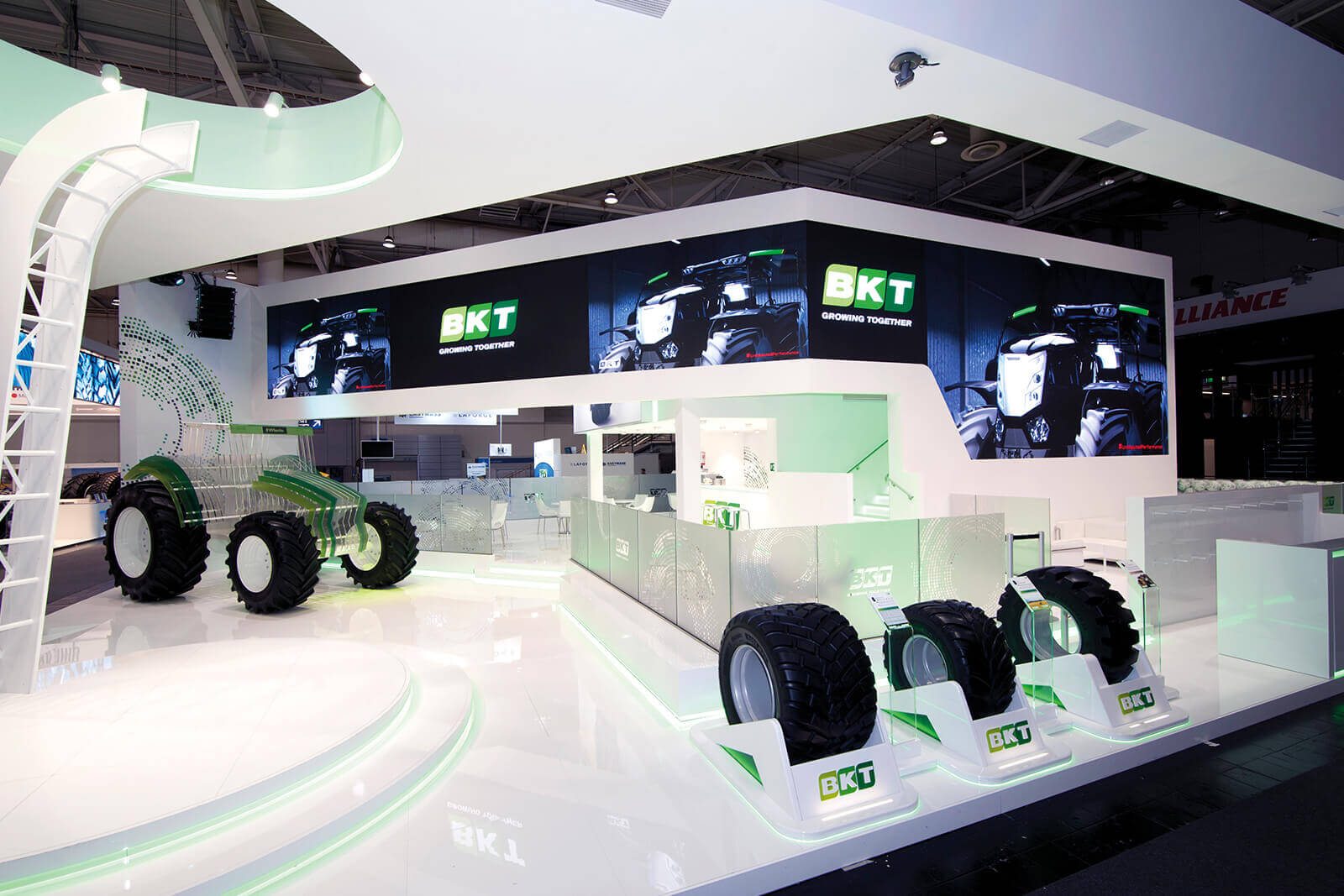 BKT AGRITECHNICA – HANNOVER 2018