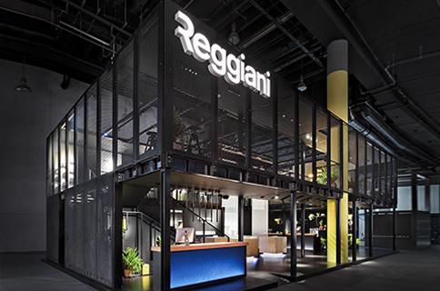 Reggiani Stand