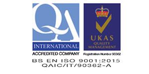 Certificato ISO Dass Allestimento fieristici