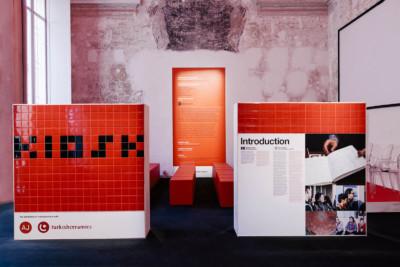 """Bologna Water Design Progetto """"Architect Journal"""" London - Dass Allestimenti"""