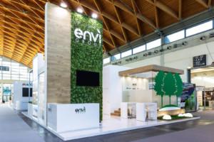ENVI Ecomondo - Dass allestimenti