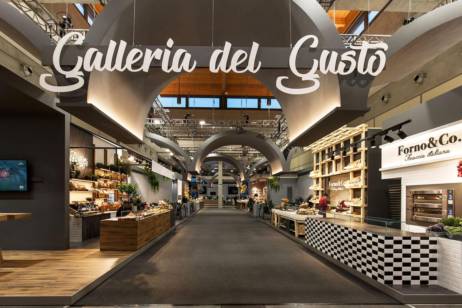 Forno D'Asolo - SIGEP Rimini - Dass stand fieristici