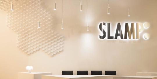 Euroluce 2019 - Slamp - Dass allestimenti fiere